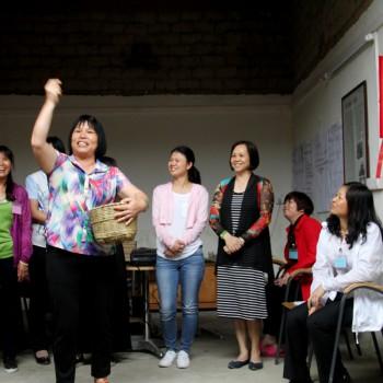 学员表演——乐明青梅加工小组的故事-s